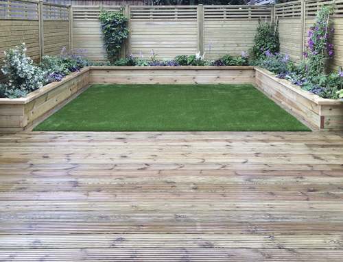 Medium Sized Family Garden, Balham