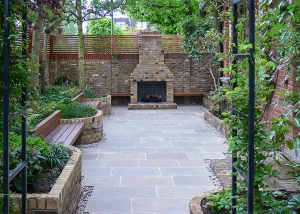 Large Family Garden Wandsworth