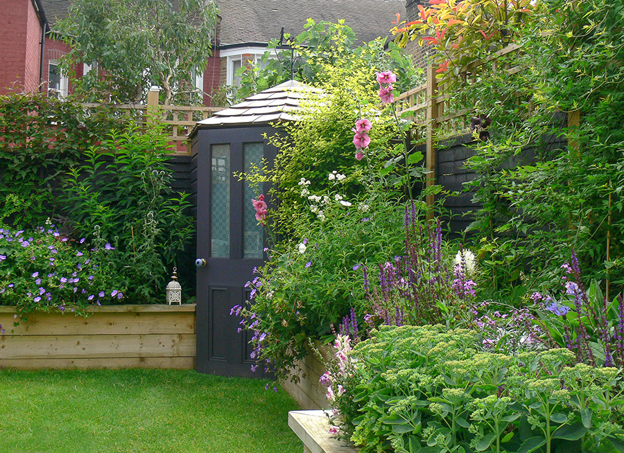 Jo Wyeth Garden Design