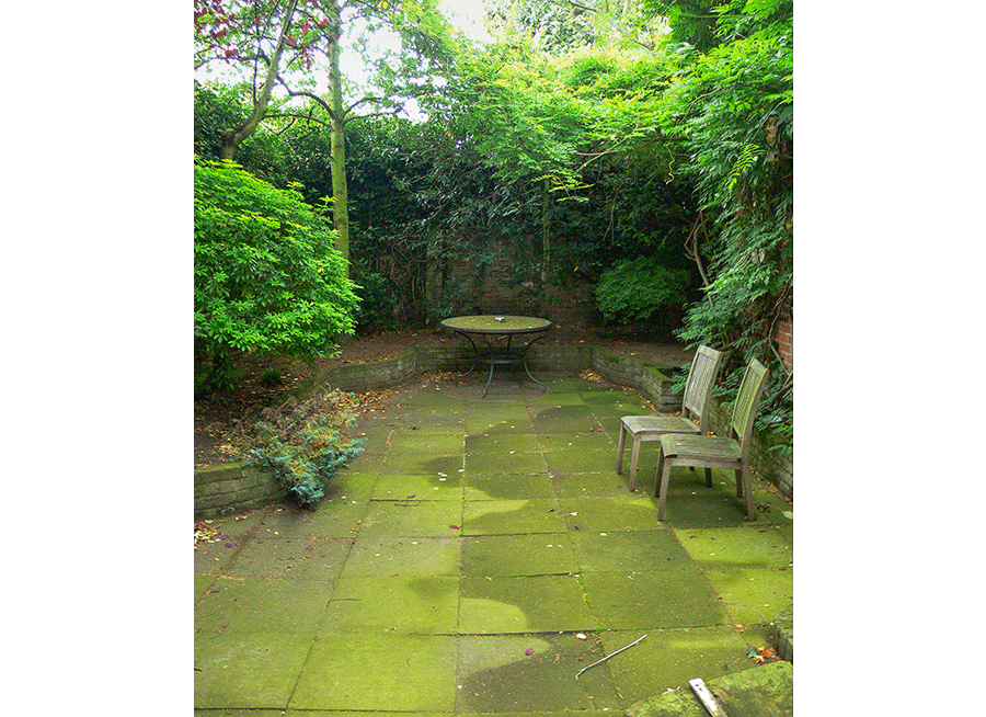 Large Family Garden with Side Return, Wandsworth